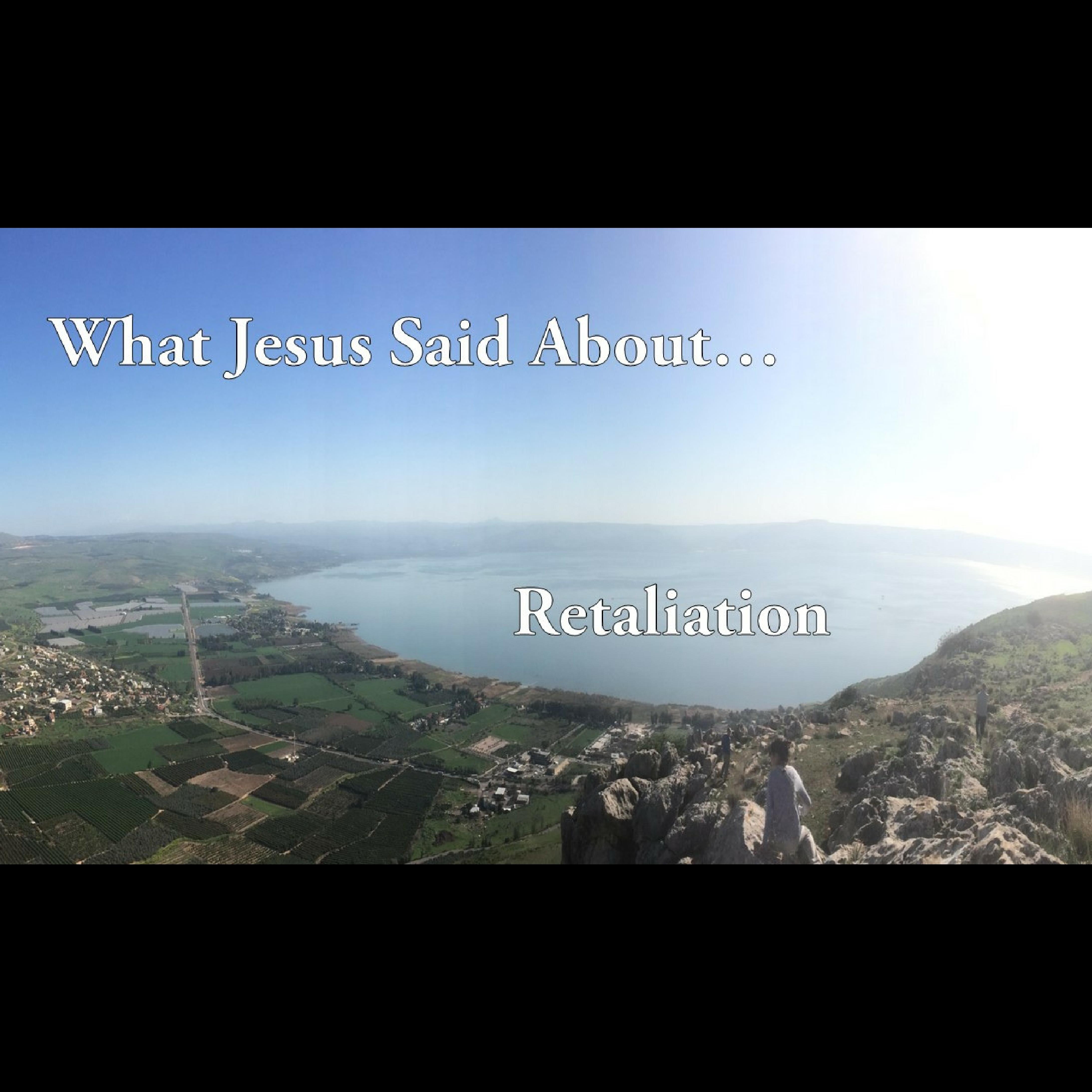 What Jesus Said About…Retaliation–Pastor Ben Phillips