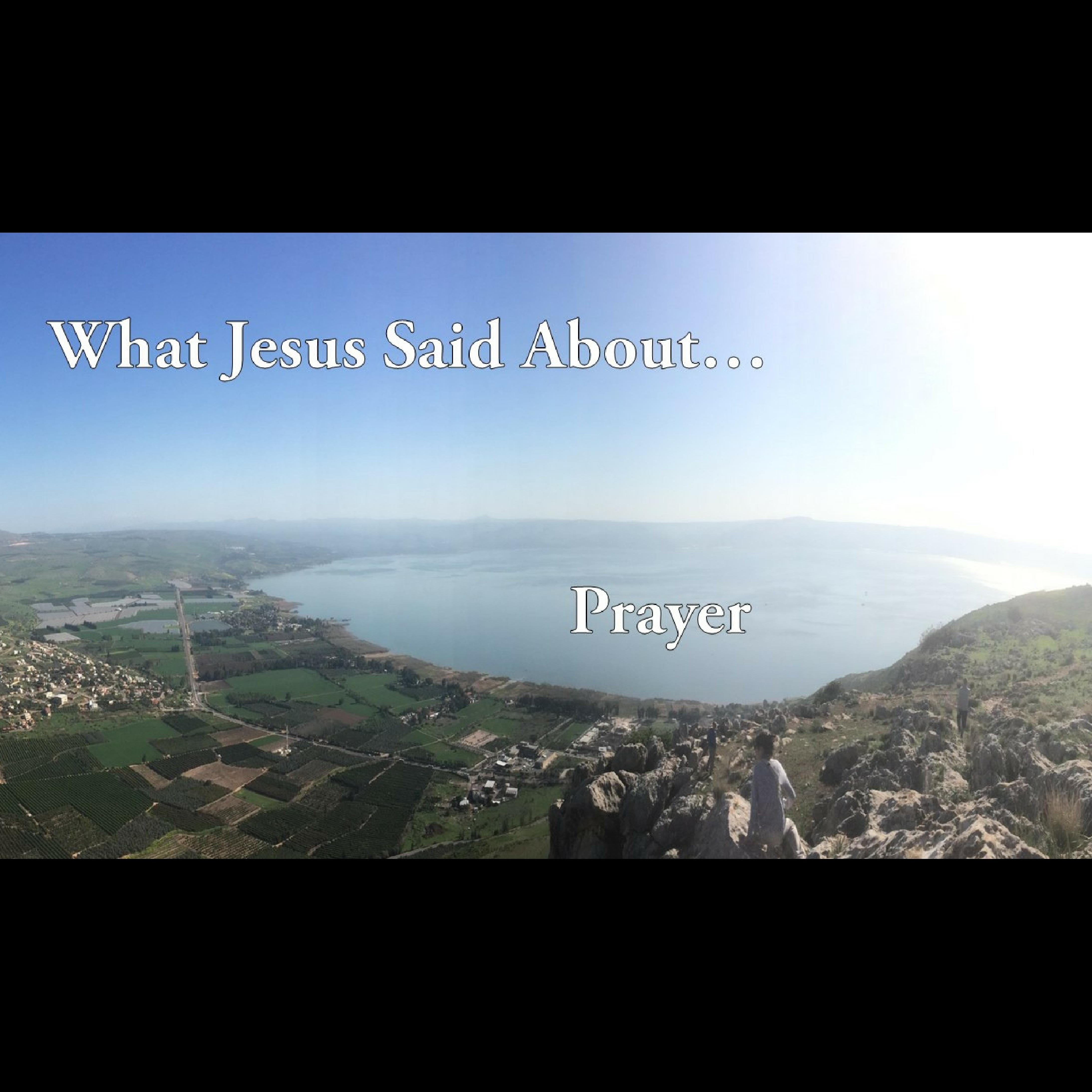 What Jesus Said About…Prayer–Pastor Ben Phillips