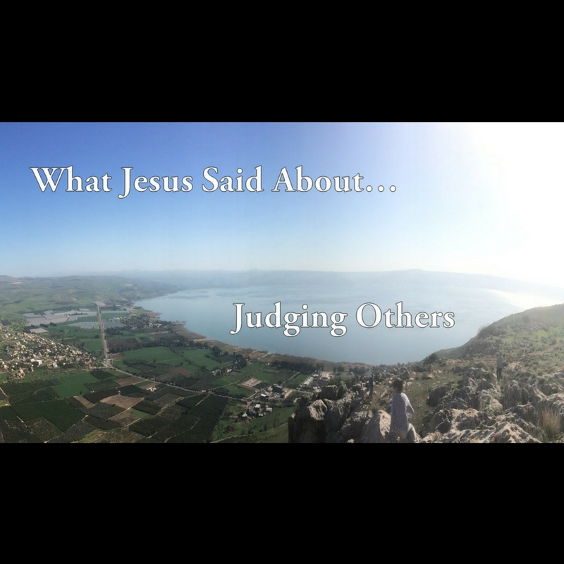 What Jesus Said About…Judging Others–Pastor Ben Phillips