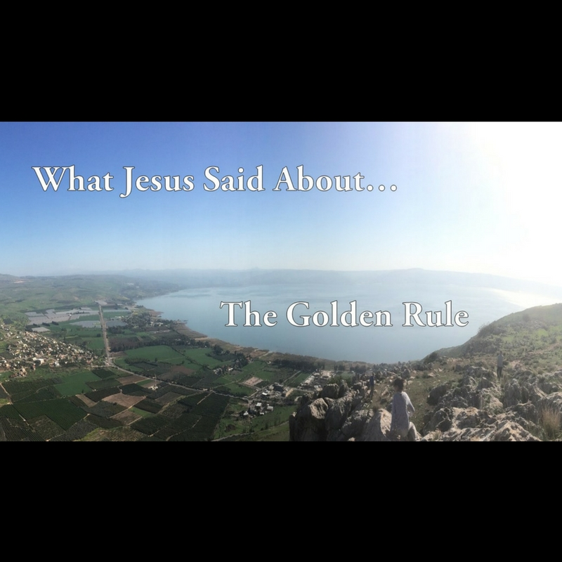 What Jesus Said About…The Golden Rule–Pastor Ben Phillips