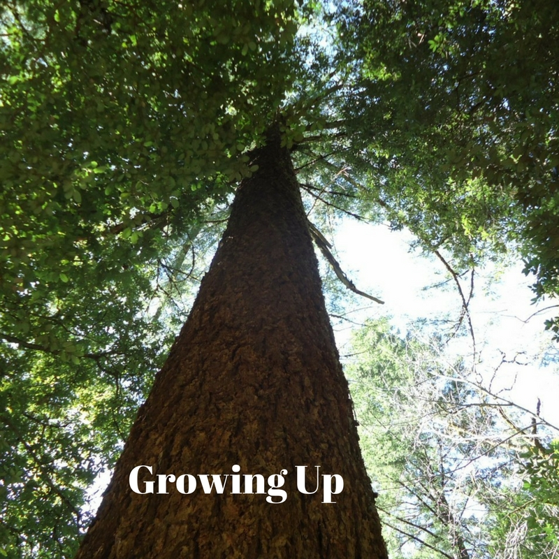 Growing Up–Pastor Isaac Denton