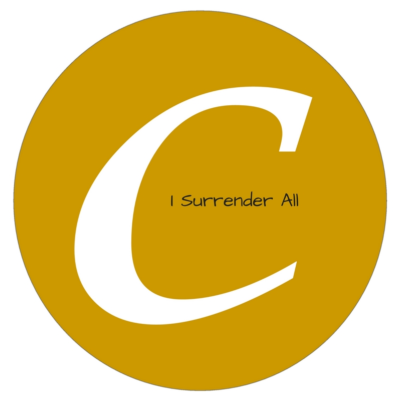 I Surrender All–Youth Pastor Paul Williams