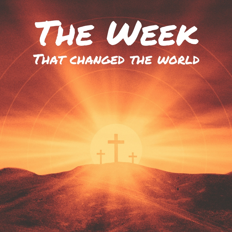 The Week that Changed the World–Message 3